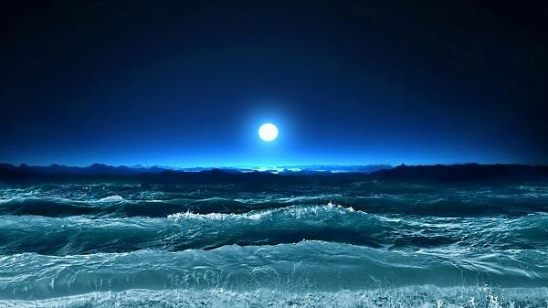sea-waves-moon